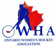Logo for Ontario Womens Hockey Association